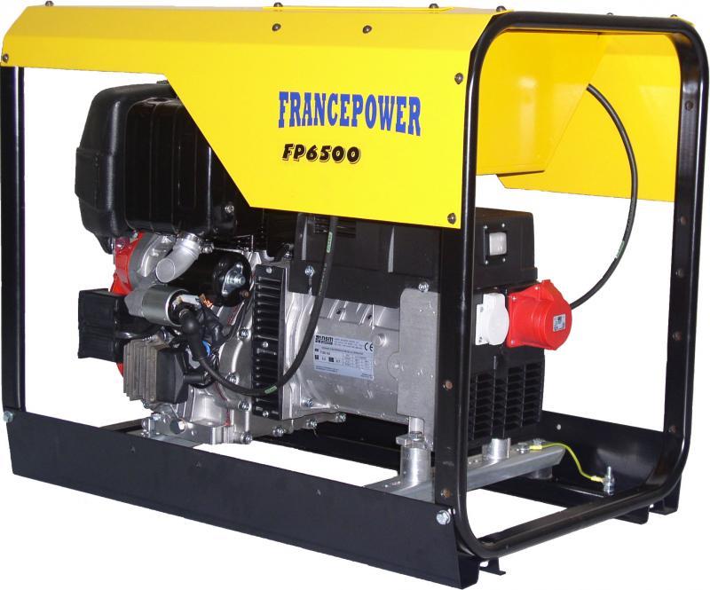 pompe de chantier francepower arnay le duc